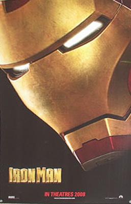 Nuevo póster de Iron Man